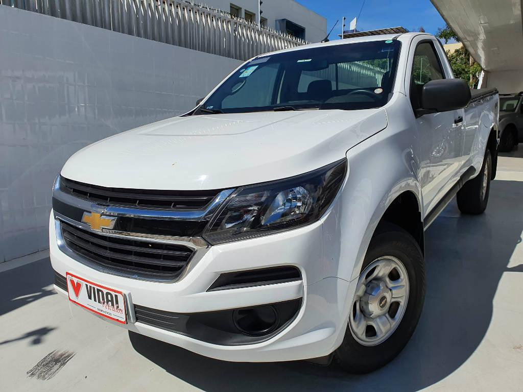 Foto numero 0 do veiculo Chevrolet SS10 Pick-up LS DS4 CAB. SIMPLES - Branca - 2017/2017